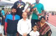 भाला फेंक प्रतियोगिता में अर्पित ने बनाया 69.14 मीटर का नया कीर्तिमान