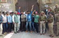 पद्मावती के विरोध में कुंभलगढ़ का किला बंद
