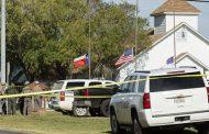दहल उठा अमेरिका : टेक्सास के चर्च में फायरिंग, 26 की मौत ,  हमलावर भी मारा गया