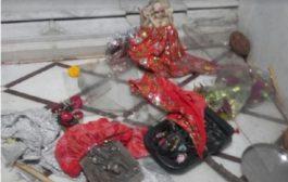 पालघर जिला : महाकाली मंदिर से देवी का मुकुट और सोने की बाली चोरी