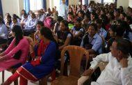 palghar : यशवंतराव चाफेकर महाविद्यालयात संविधान दिनाच्या कार्यक्रम संपन्न*