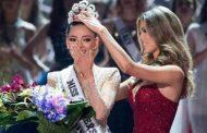 एक बार फिर मिस यूनिवर्स से चूका भारत , डेमी-ले नेल-पीटर्स ने पहना मिस यूनिवर्स का ताज