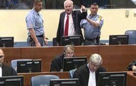 बोस्निया नरसंहार : 8000 मुसलमानों के कातिल को मिली उम्र कैद की सजा