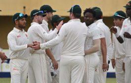 जिम्बाब्वे ने वेस्टइंडीज के खिलाफ दूसरा टेस्ट मैच ड्रा कराया