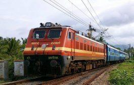 160 किलोमीटर गलत रुट पर दौड़ी ट्रेन , किसानो के छुटे पसीने