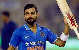 टेस्ट रैंकिंग में भारत शीर्ष पर, कोहली पांचवें स्थान पर