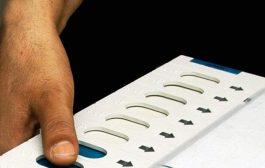 आगरा में दोपहर बारह बजे तक 23 फीसदी मतदान