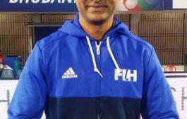 हॉकी इंडिया ने जावेद शेख को दी बधाई