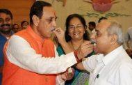 गुजरात में विजय रुपाणी का शपथ ग्रहण थोड़ी देर में
