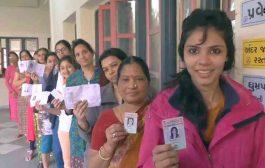 गुजरात चुनाव : पहले चरण की 89 सीटों के लिए मतदान जारी