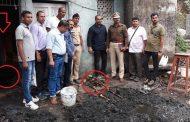 पालघर जिला : बोईसर में 13 सालो से शौचालय के टाकी में दफ़न नरकंकाल को पुलिस ने किया बरामद