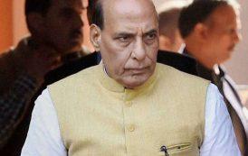 चुनाव नतीजे राहुल के लिए 'सिर मुड़ाते ओले पड़ने'जैसाः राजनाथ