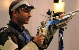 एशियाई एयरगन चैंपियनशिप : पहले दिन भारत ने पांच पदक जीते