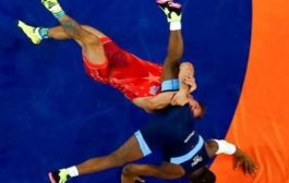 राष्ट्रमंडल कुश्ती : दूसरे दिन भारत ने जीते नौ स्वर्ण पदक