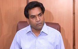 कपिल मिश्रा को दूसरे दिन भी मार्शलों ने किया सदन से बाहर