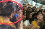 बिग बॉस : मॉल में भीड़ में फंसी हिना के साथ बदतमीजी , जोर से चिल्लाईं हिना .........