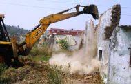 हाईकोर्ट का आदेश ; VVCMC का अवैध निर्माण पर तोडू कार्रवाई , भू-माफियाओं में हड़कंप