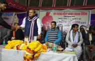 मंत्री मीणा ने रात्रि चौपाल में सुनी ग्रामीणों की समस्या