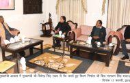 मुख्यमंत्री से मिले फिल्म निर्माता शिव नारायण, कोटद्वार में फिल्म संस्थान खोलने की मांग