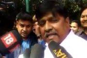 दिल्ली सरकार के मंत्री राजेंद्र गौतम पुलिस हिरासत में