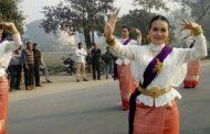 कुशीनगर में थाई महोत्सव की सफलता के लिए हुई विशेष पूजा