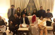 65 साल के पाकिस्तानी क्रिकेटर इमरान खान ने रचाई अपनी गुरु से तीसरी शादी