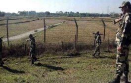 सीमा पर तस्कर ढेर, पचास करोड़ की हेरोइन समेत पाकिस्तानी सिम व पिस्टल बरामद
