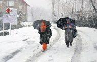 जम्मू-कश्मीर में शुष्क सर्दी का दौर, बारिश व बर्फबारी की सम्भावना