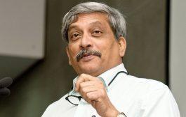 गोवा के मुख्यमंत्री पर्रिकर लीलावती अस्पताल में ही देख रहे हैं बजट वर्क
