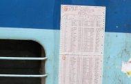अब 1 मार्च से रेलगाड़ियों पर नहीं चिपकाया जाएगा आरक्षण चार्ट