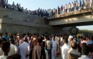 गुजरात : भावनगर में नाले में गिरा बरातियों से भरा ट्रक , 28 लोगों की मौत, 50 सेे ज्यादा घायल