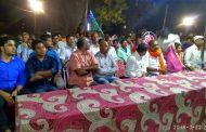 पांकी के अम्बाबर में रामनवमी के अवसर पर चैता दोगला कार्यक्रम का आयोजन