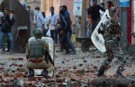 घाटी में हिंसक प्रदर्शनों को रोकने के लिए इस्तेमाल होंगी प्लास्टिक की गोलियां
