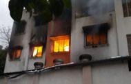 पालघर के कासा में भीषण आग लगने से दुकानदार की जलकर मौत !