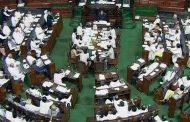 पांचवें दिन भी नहीं चल पाया संसद का सत्र