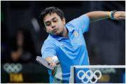 टेबल टेनिस चैंपियन सौम्यजीत पर लगा रेप का आरोप ,  एफआईआर  दर्ज