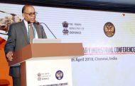 भारत-रूस सैन्य औद्योगिक सम्मेलन को संबोधित करते हुए डॉ. अजय कुमार