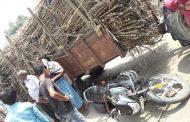 बेतिया : चार पीस सखुआ की लकड़ी व बाइक सहित तस्कर गिरफ्तार,जेल