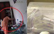 गाजियाबाद : 5 महीने के अंदर इस नौकरानी ने चुराए 30 लाख रूपये , CCTV से खुली पोल