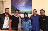 अपनी इस फिल्म की शूटिंग के लिए जम्मू कश्मीर पहुंचे सलमान खान , CM महबूब मुफ्ती से की मुलाकात