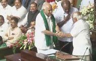 कर्नाटक : कांग्रेस के रमेश कुमार चुने गए स्पीकर