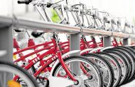 रेल कर्मचारी ने बनाई बैटरी से चलने वाली साइकिल ,एक बार चार्ज करने पर चलती है .....