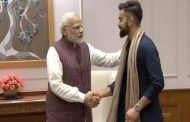 PM मोदी ने स्वीकारा विराट का फिटनेस चैलेंज , जल्द करेंगे ......