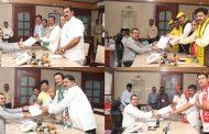 पालघर लोकसभा उपचुनाव के लिए BJP, बविआ, कांग्रेस ने भरा नामांकन, भीड़ जुटाने में कांग्रेस फेल , 14 लोगो ने भरा नामांकन