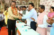 पालघर में बविआ को झटका ,तालुका अध्यक्ष समेत हजरों लोगो ने किया BJP में प्रवेश
