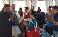 जब इस में रेस्त्रां में अचानक पहुंचे राष्ट्रपति रामनाथ कोविंद , देखते ही हैरान रह गए लोग