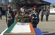 जम्मू-कश्मीर में शहीद हुए जवान के परिजनों को दस लाख देगी झारखंड सरकार