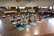 बोस्निया-हरजेगोविना के 7 शहरों में मना 'अंतरराष्ट्रीय योग दिवस'