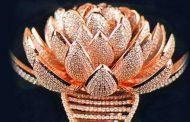 ये है 25 करोड़ की अंगूठी जिसमें जड़े हुए हैं 6690 हीरे , गिनीज बुक में दर्ज हुआ नाम
