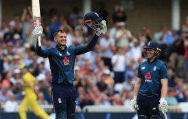 वनडे में इंग्लैंड ने रचा इतिहास , ऑस्ट्रेलिया के खिलाफ बनाए 481/6 रन
